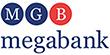 Логотип MEGABANK