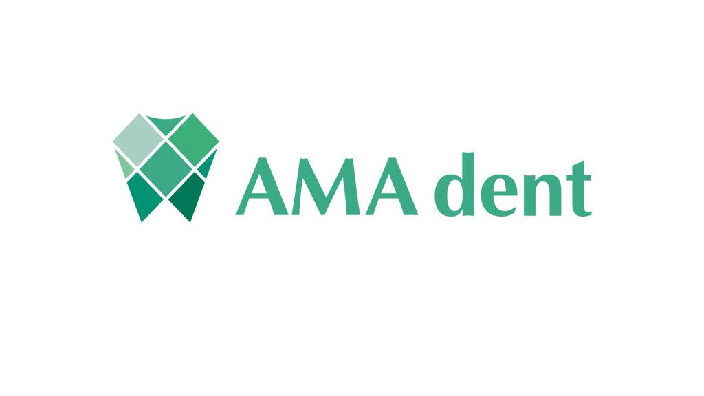 AMA dent создание логотипа