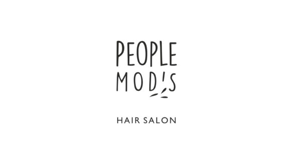 People Mod's создание логотипа салона красоты