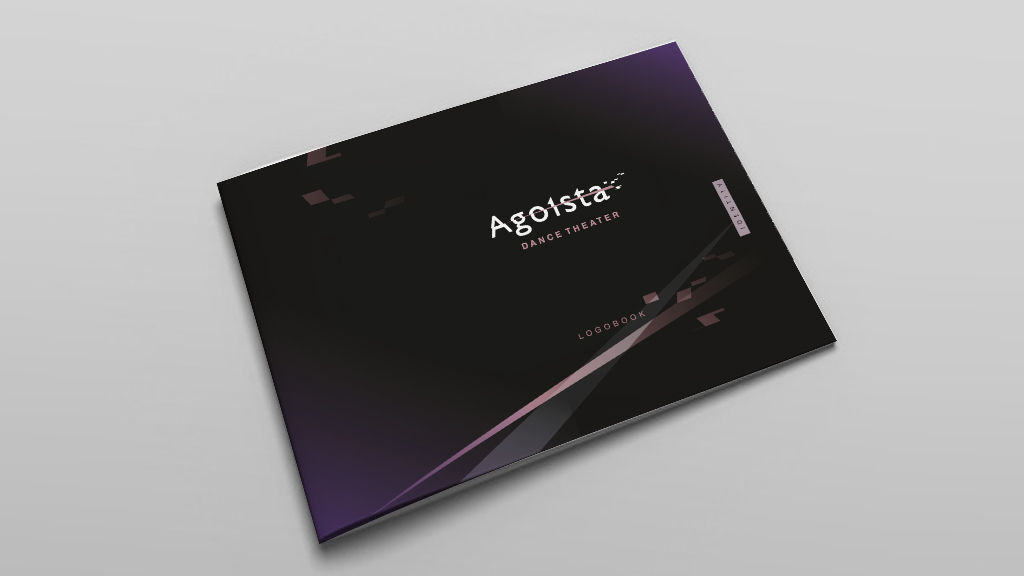 Agoista brand book cover