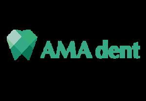 AMA dent logo