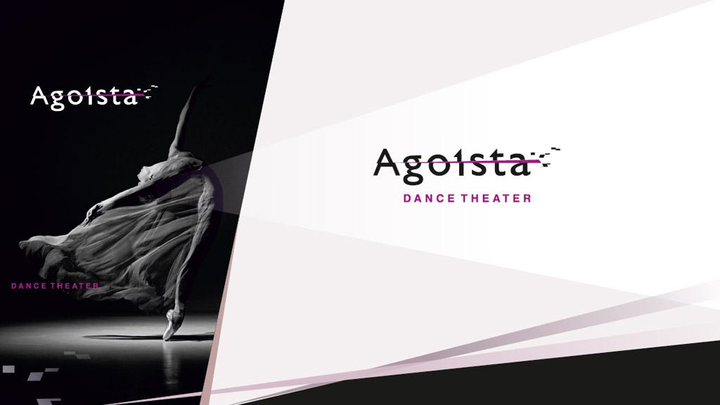 Agoista logotype creation