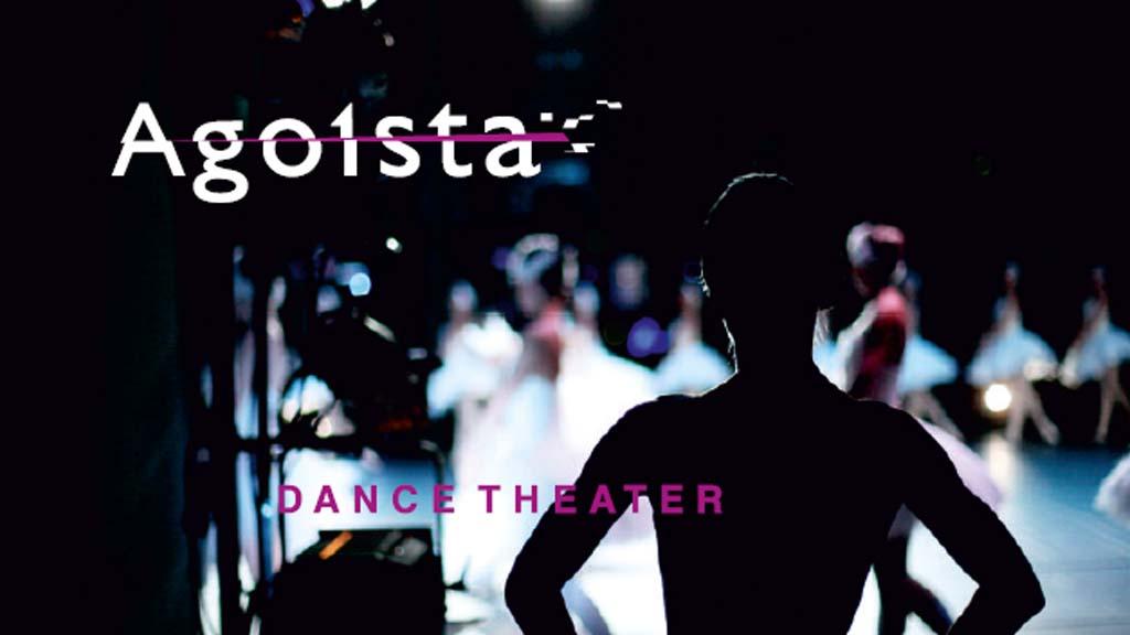 Agoista logo visualization