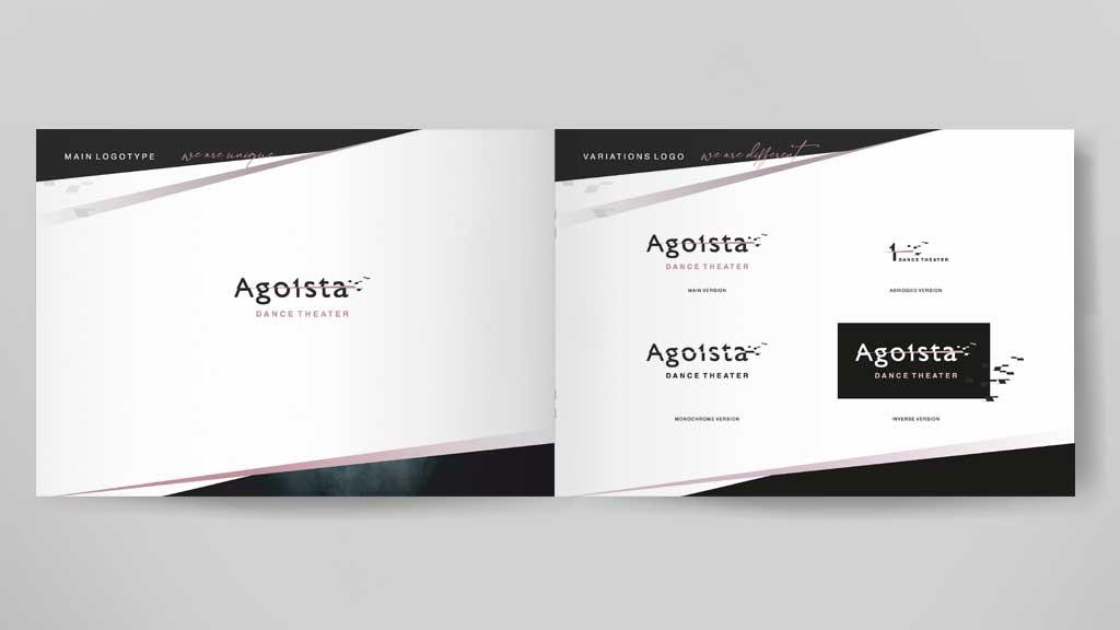 Agoista brandbook creation